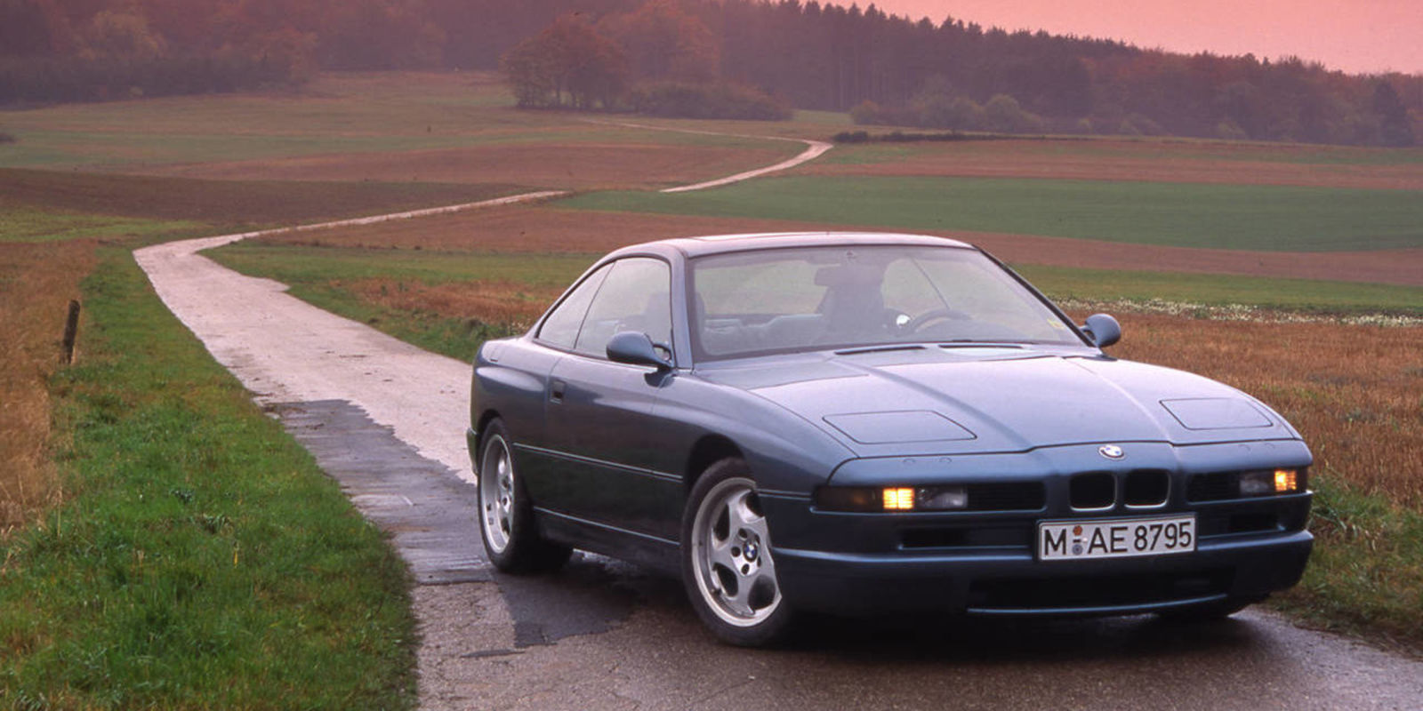 The BMW 850CSi Was and Still is the Ultimate Car 5
