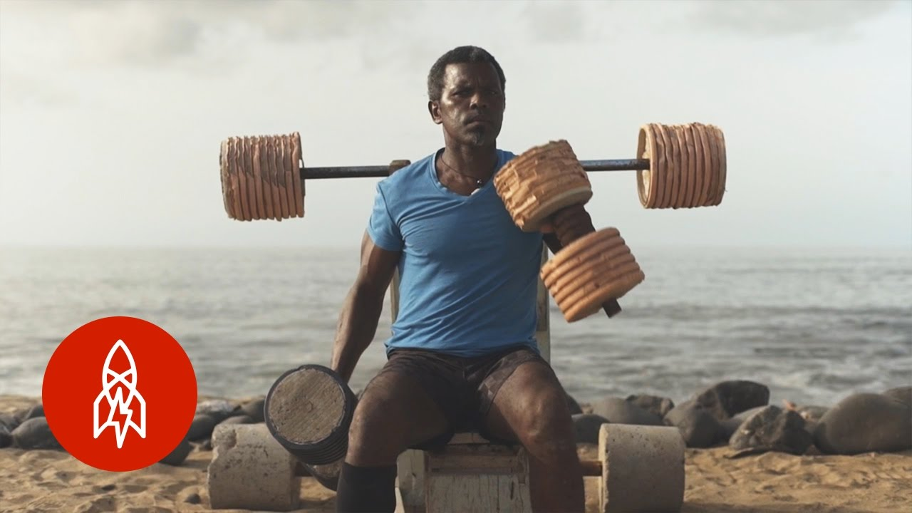 One Man's Trash Is Another Man's Gym