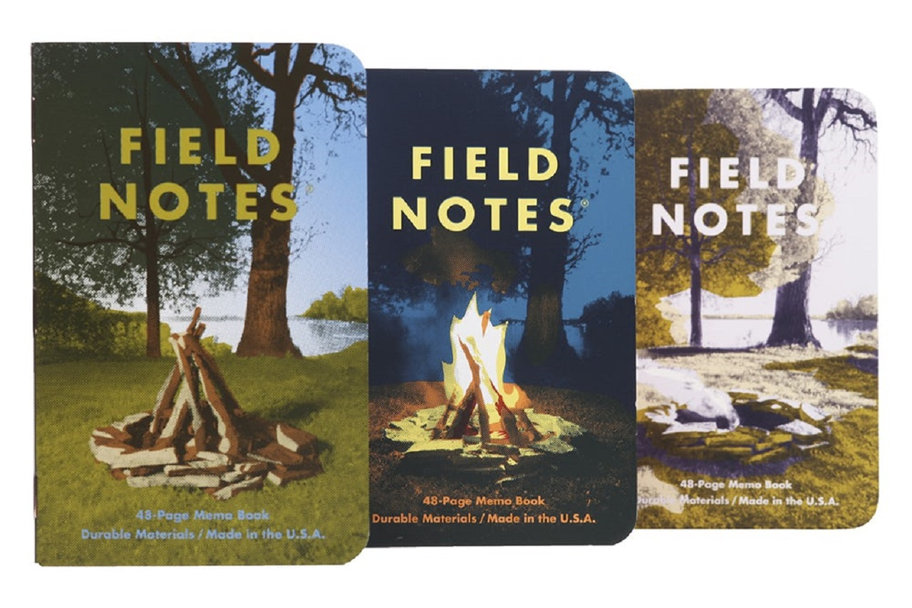 """Field Notes """"Campfire"""" Edition 14"""