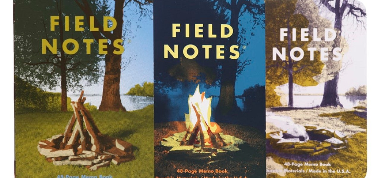 "Field Notes ""Campfire"" Edition 1"