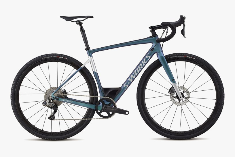 Specialized Adds Suspension to its Diverge Gravel Bike