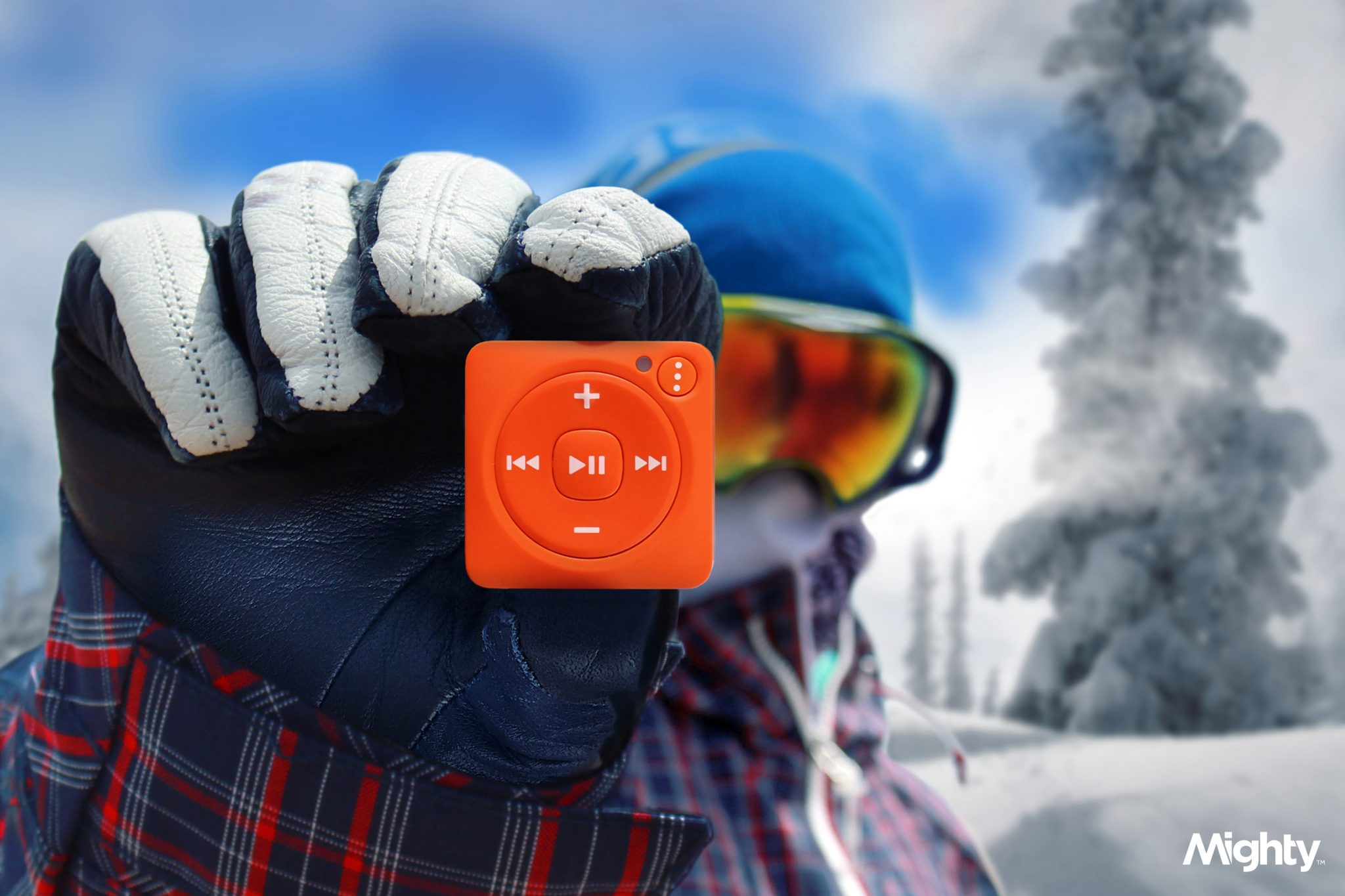 The Mighty — an iPod shuffle for Spotify 16