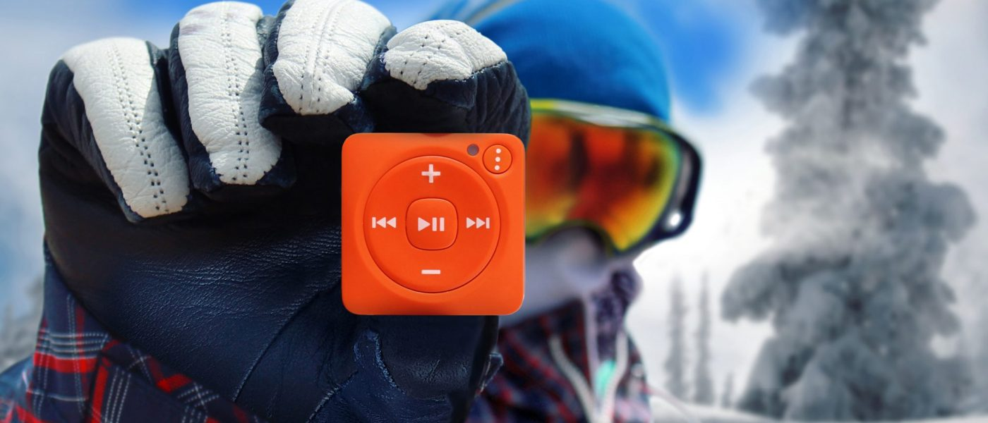 The Mighty — an iPod shuffle for Spotify 1