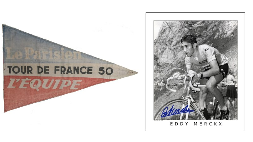 Grab a Piece of Tour de France History from the Horton Collection