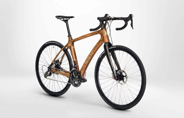 Renovo x Glenmorangie - Wooden Bikes from Whisky Casks 15