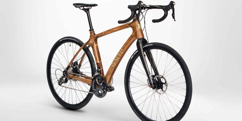 Renovo x Glenmorangie – Wooden Bikes from Whisky Casks