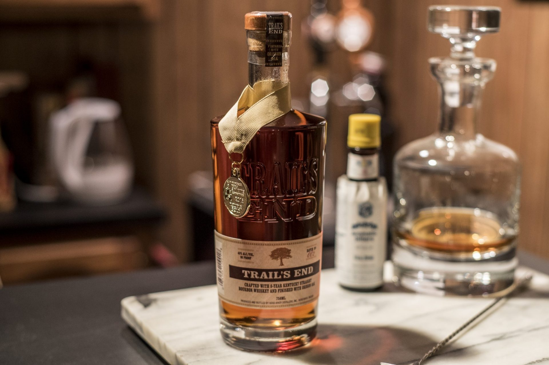 Review: Trail's End Bourbon 4