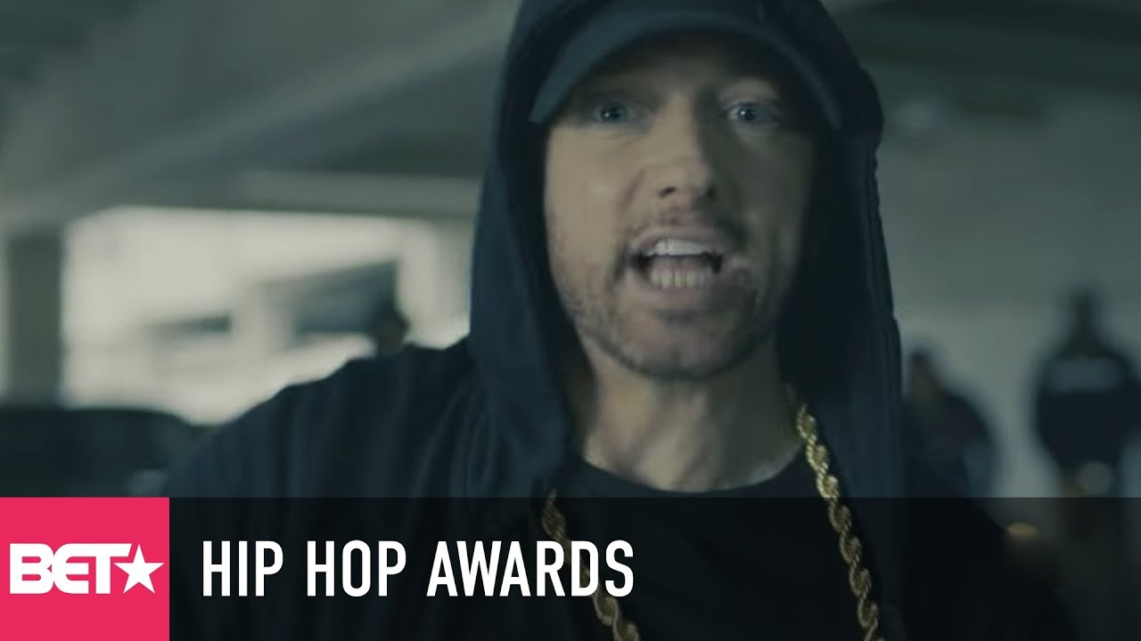 Eminem Blasts Donald Trump in BET Hip-Hop Awards Freestyle 6