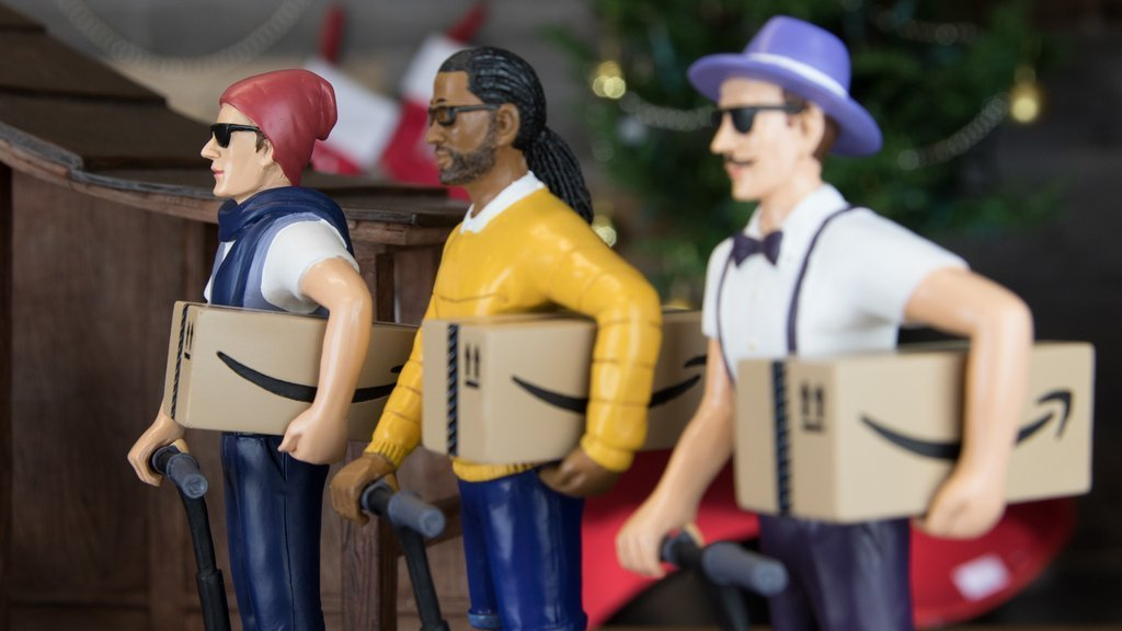 The Hipster Nativity Set 1