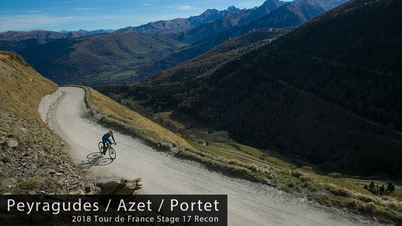 Col Collective Previews Short and Steep TDF Stage 17 to Portet 10