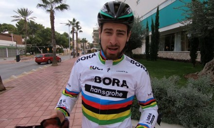 Peter Sagan's Clean Air Message to Arnold Schwarzenegger
