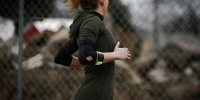 Scosche's New Rhythm24 Armband Measures Heart Rate on Land and in the Water