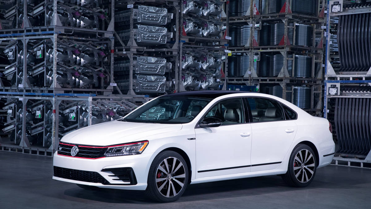 The New Volkswagon Passat GT Brings the GTI to Dads 10