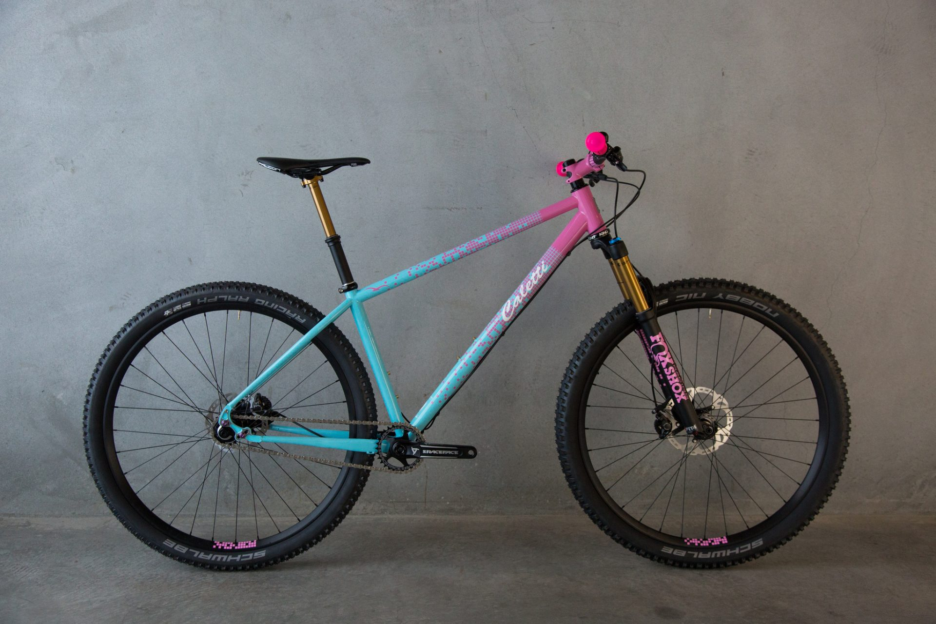 "Caletti Cycles ""Bay to Breakers"" Mountain Bike 3"