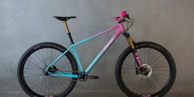 "Caletti Cycles ""Bay to Breakers"" Mountain Bike"