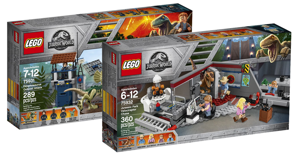 Lego's New Jurassic Park Set if Everything Child Me Would Want 7