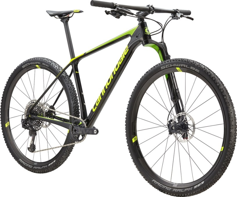 Cannondale Unveils New F-Si Hardtail and Rad New Lefty Ocho Fork
