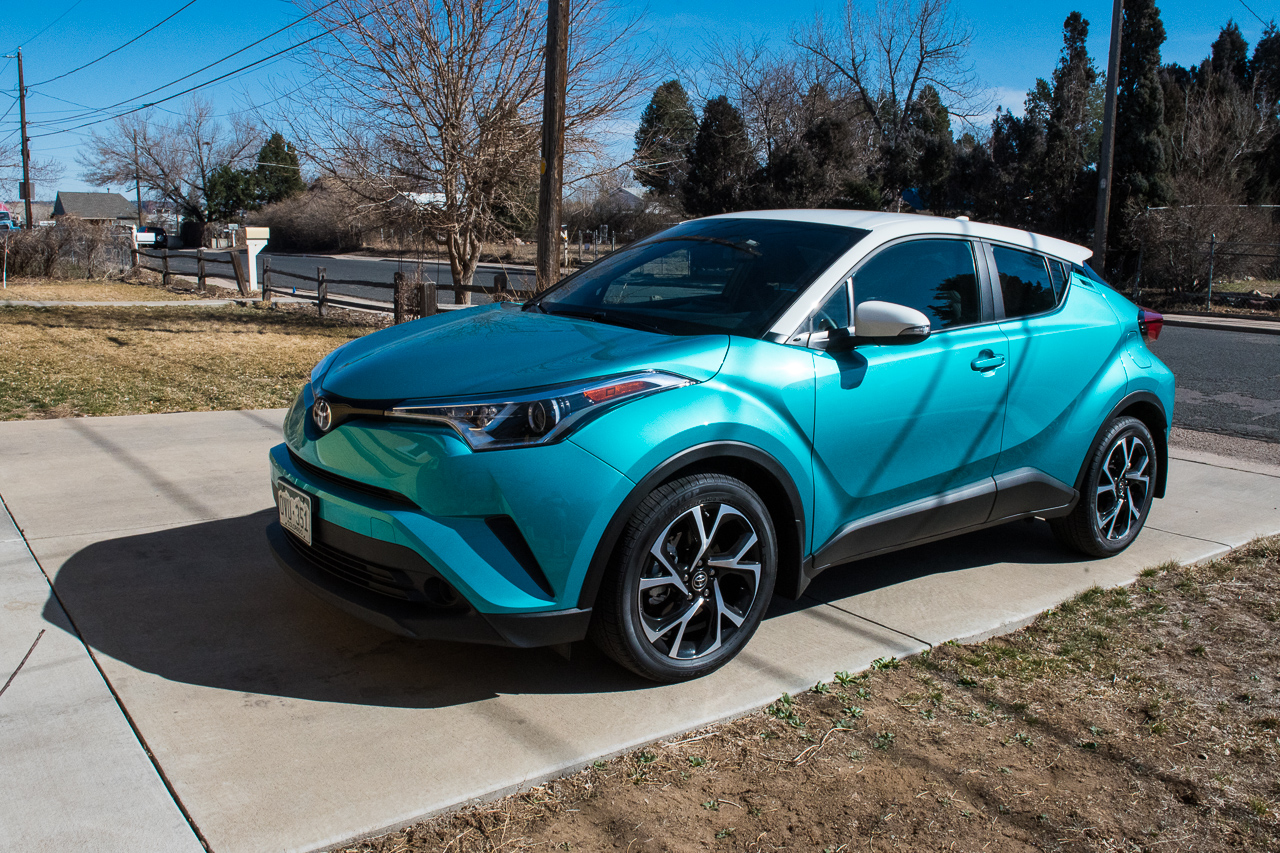 2018 Toyota C-HR Review 30