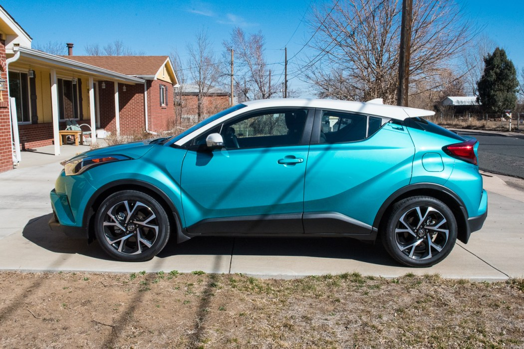 2018 Toyota C-HR Review 3