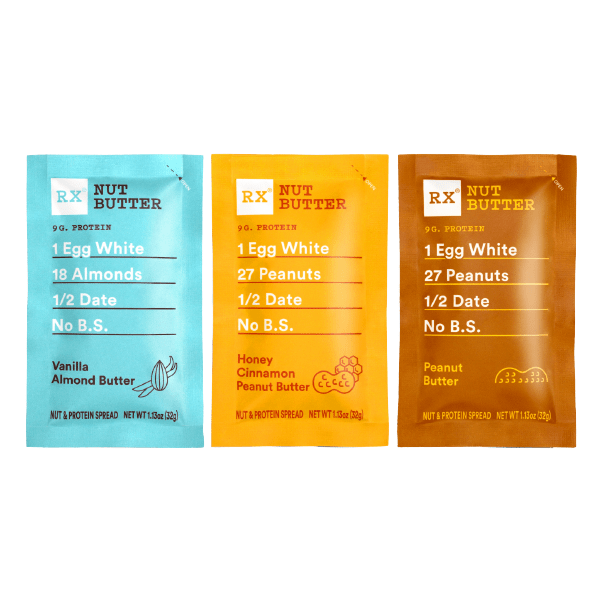 RXBAR Adds Nut Butter to Its Lineup 1