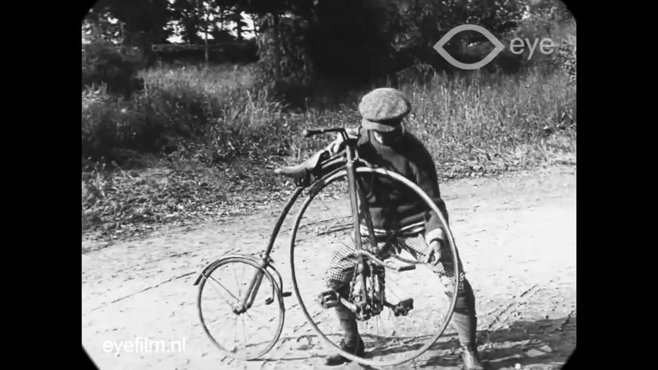 A Short Documentary from 1915 About the Evolution of the Bicycle 18