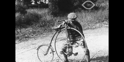 A Short Documentary from 1915 About the Evolution of the Bicycle