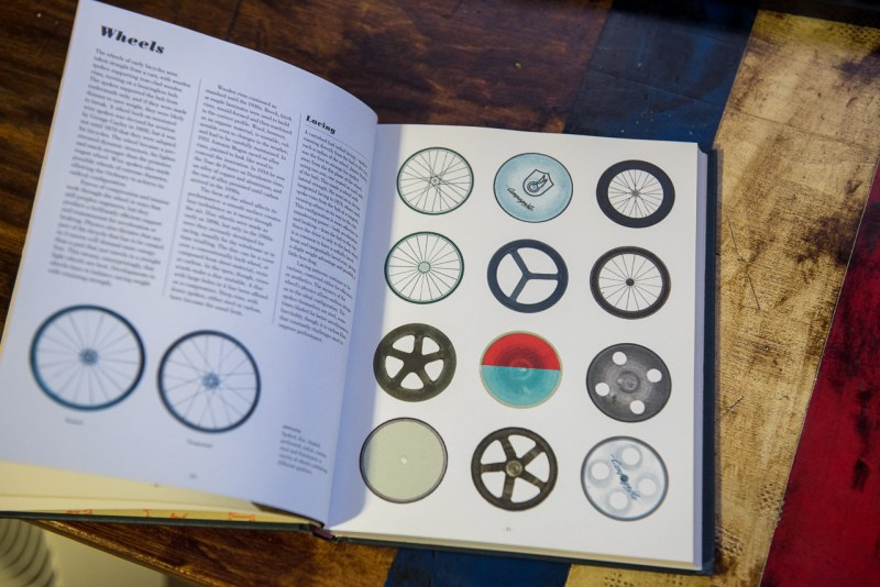 'Racing Bicycles' Book Review - Cycling Explained with Art 3
