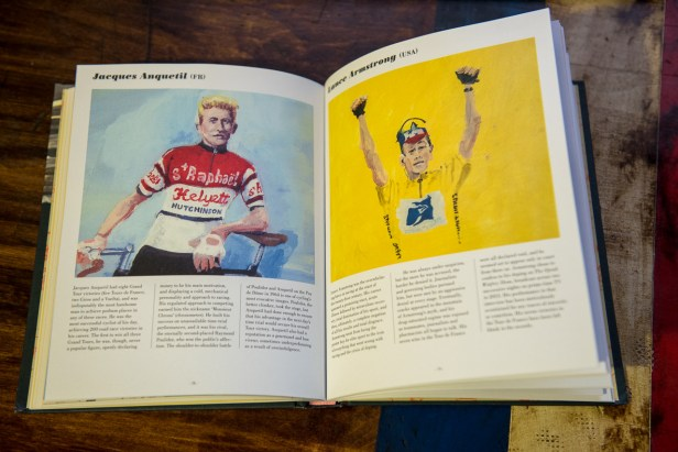 'Racing Bicycles' Book Review - Cycling Explained with Art 9