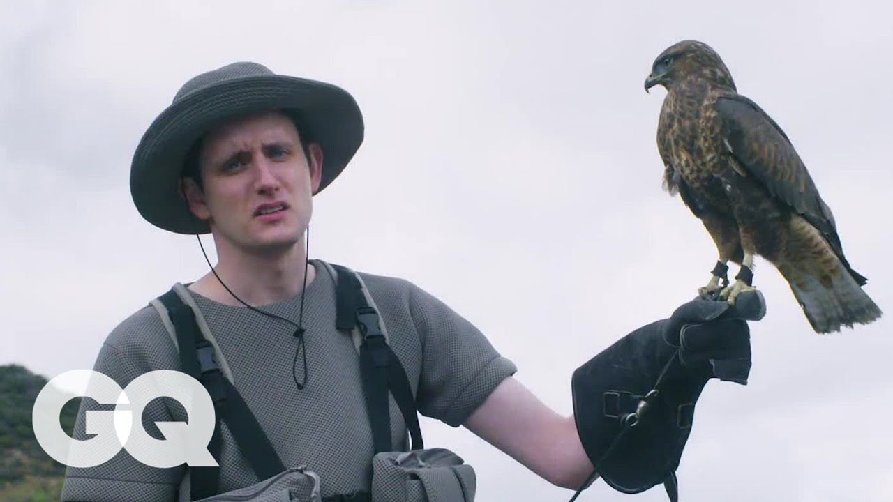 Silicon Valley's Zach Woods Gives Really Bad Advice on How to Survive in the Woods 1