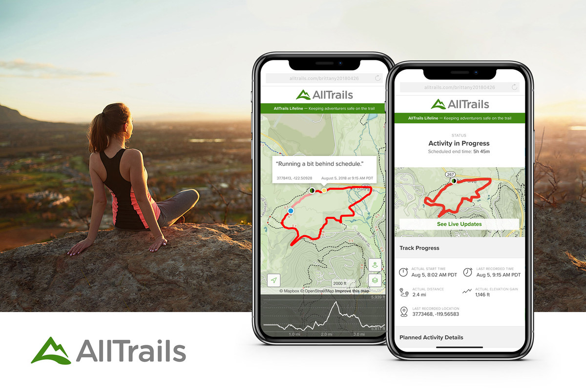 AllTrails New Lifeline Feature Adds Peace of Mind, Plus a Discount 7