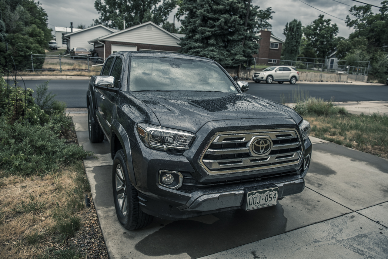 2018 Toyota Tacoma Limited Double Cab Review 4