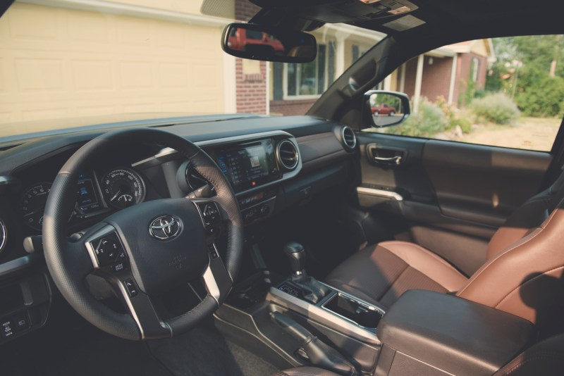 2018 Toyota Tacoma Limited Double Cab Review 2