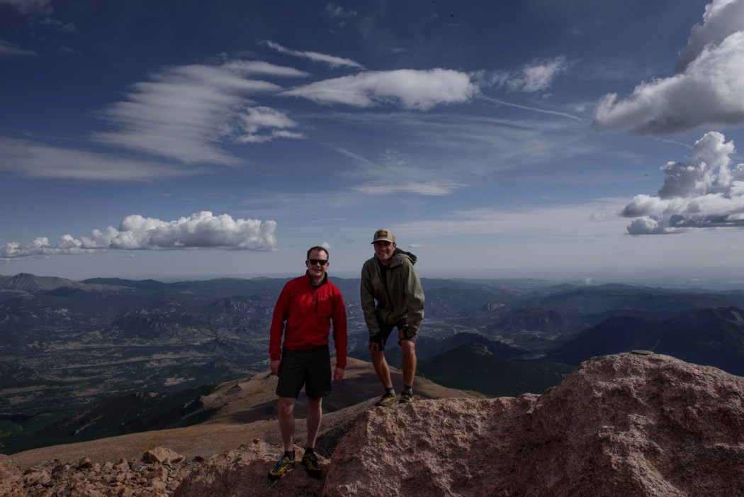 A Late Summer Ascent of Longs Peak 9