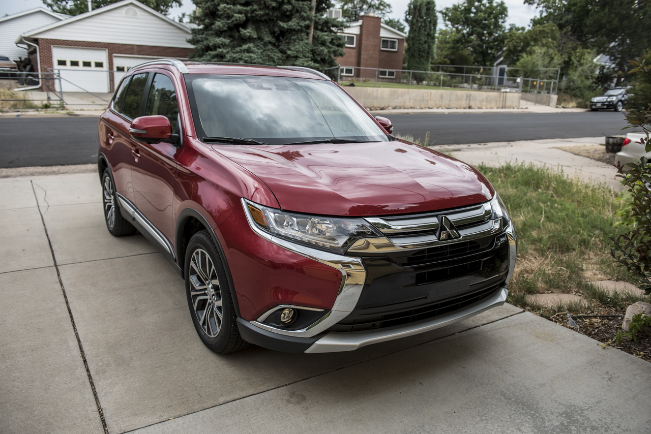 2018 Mitsubishi Outlander SEL S-AWC Review 5
