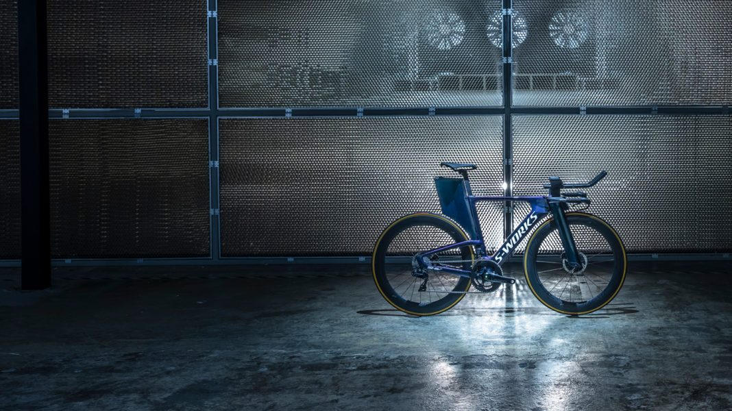 The Crazy New Specialized S-Works Shiv Disc Arrives in Kona 1