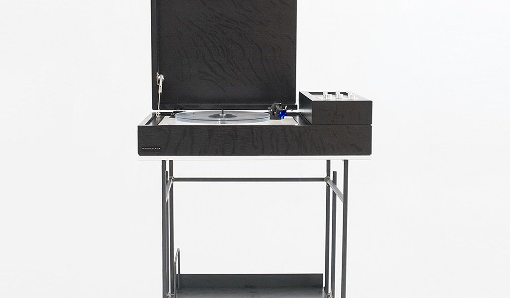 Wrensilva Black Tiger LTD Edition - A Stereo Console that Integrates with Sonos 1