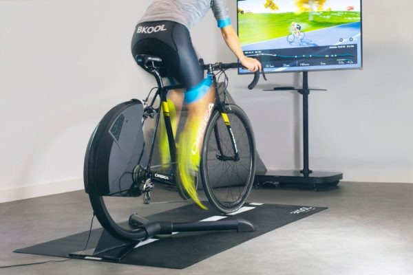 The Bkool Smart Air Pro Puts a New Twist on Direct Drive Smart Trainers 24