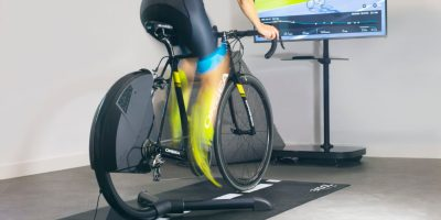 The Bkool Smart Air Pro Puts a New Twist on Direct Drive Smart Trainers