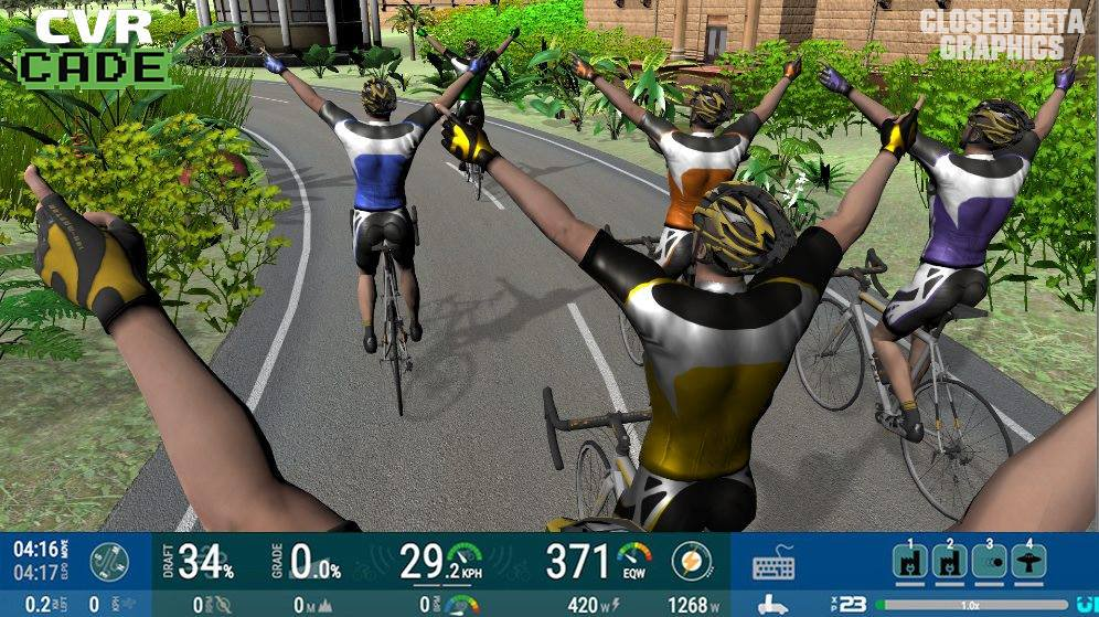 The Future of Cycling is eSports? 2