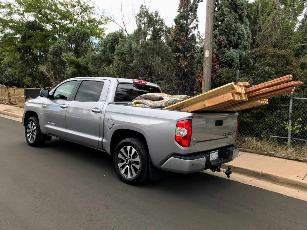 2018 Toyota Tundra Limited 4×4 Review 2