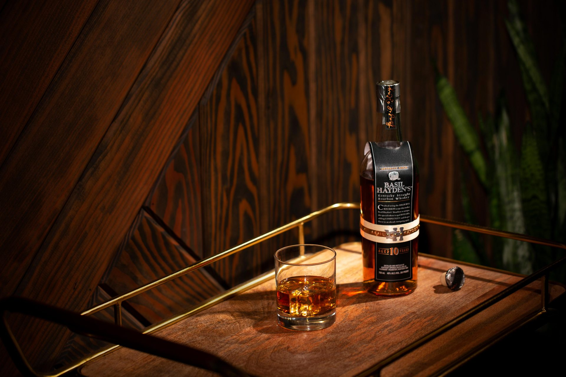 Basil Hayden's 10-Year-Old Bourbon Drops in Time for Christmas 15