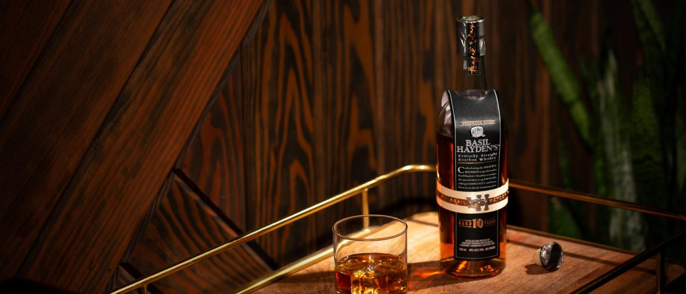 Basil Hayden's 10-Year-Old Bourbon Drops in Time for Christmas 1