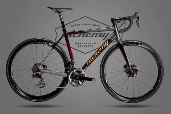 Alchemy Celebrates 10 Years with a Very Special Helios Road Bike 31