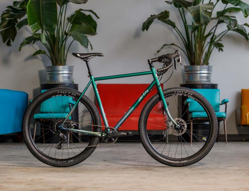 New All-City Gorilla Monsoon, Space Horse and Big Block