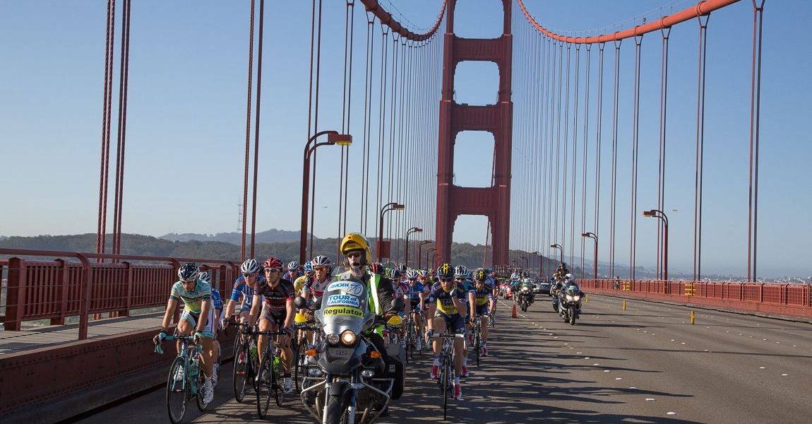 The 2019 Tour of California Route Looks Daunting 1