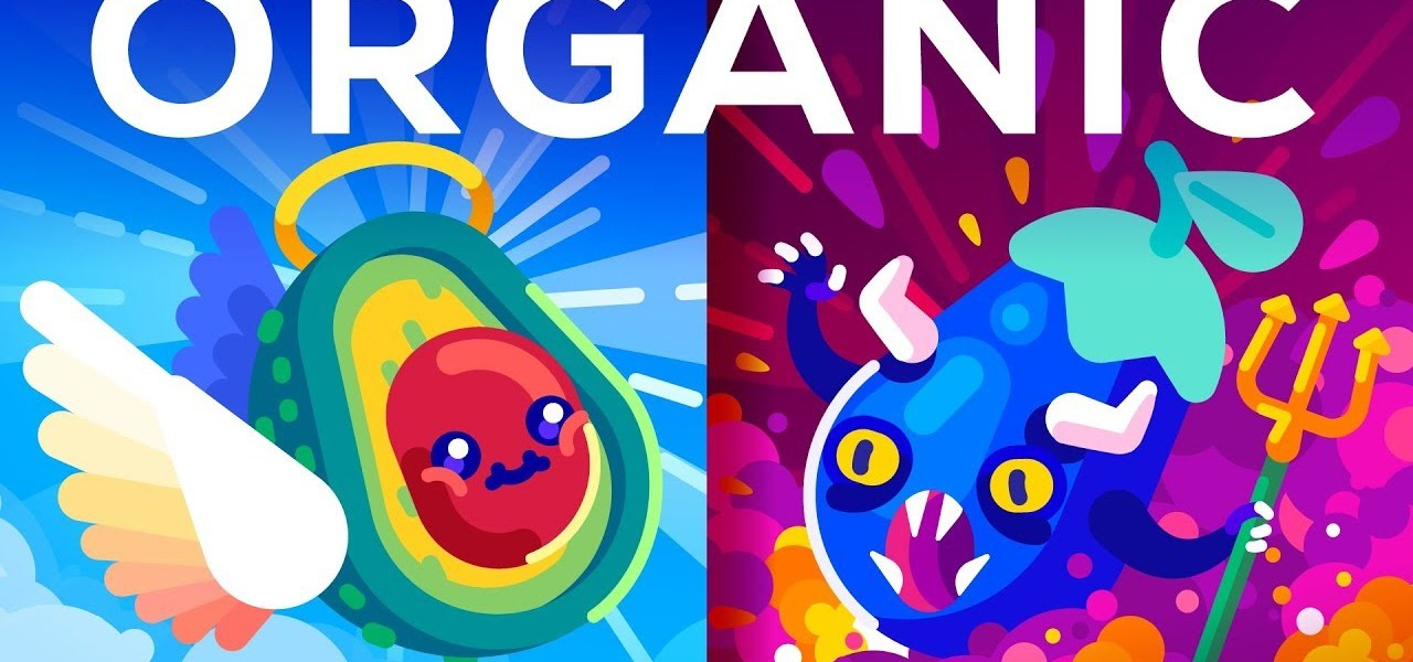 Is Organic Food Really Better? Healthy Food or Trendy Scam? 1