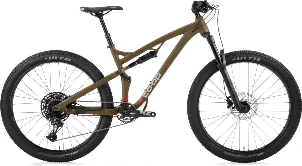 REI Unveils Two New Mountain Bikes, Wants to Become Your LBS 2