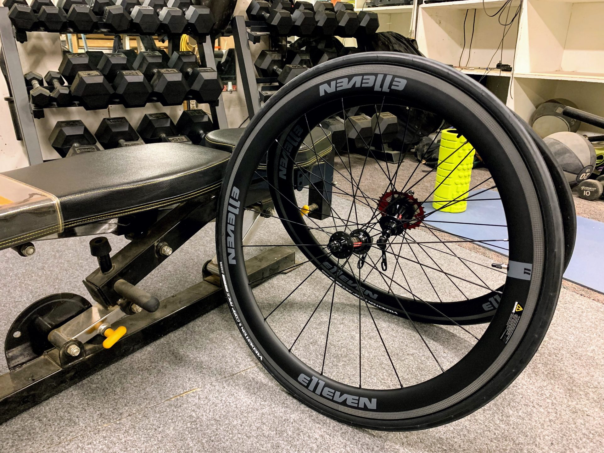 Wheel Steal: E11EVEN 38/50mm Tubeless Ready Carbon Clinchers Review 32