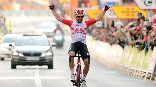 Thomas De Gendt's Stunning Solo Victory on Volta a Catalunya 2019 Stage One 18