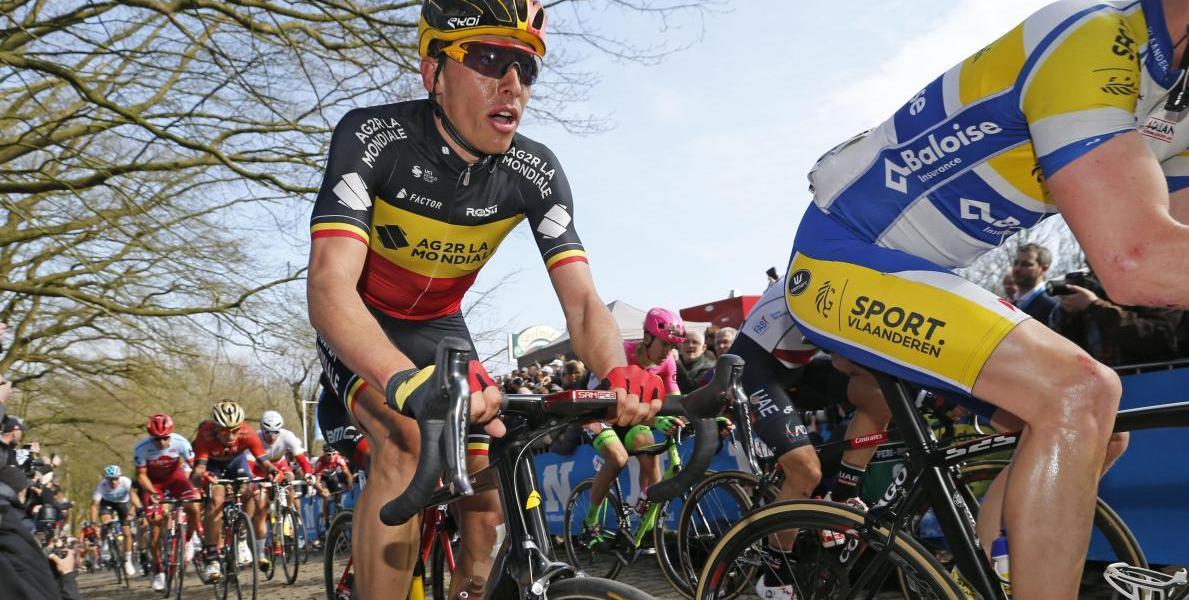 The Watts Needed to Ride Omloop Het Nieuwsblad and Kuurne-Brussels-Kuurne 1